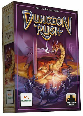 Stronghold Games Dungeon Rush Board Games