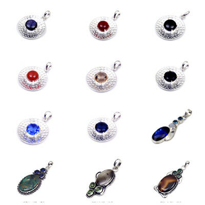 New Fashionable Designer Good Looking Silver Plated Pendant Jewelry gc104