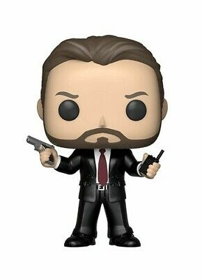 Die Hard - Hans Gruber - Funko Pop! Movies: (2018, Toy NUEVO)