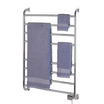Jerdon HSKC Warmrails Kensingston Towel Warmer - Chrome JS-HSKC