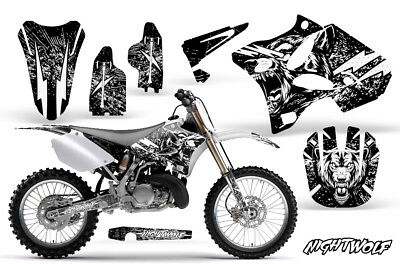 yamaha yz125 yz250 dirt bike graphic sticker kit decal wrap mx 02 14 Yamaha FZ Logo yamaha yz125 yz250 dirt bike graphic sticker kit decal wrap mx 02 14 nightwolf w
