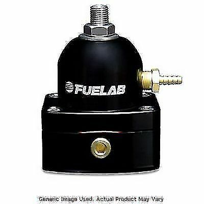 Fuelab 53501-1 535 Series Mini Fuel Pressure Regulator -6AN Inlet 25-90 PSI