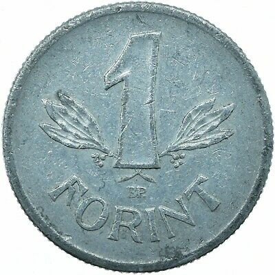 1967-1989 One Forint Communist Hungary  Choose Your Date! One Coin/Buy!