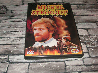 MICHEL STROGOFF -  Jean Pierre DECOURT / L INTEGRALE 7 EPISODES 2 DVD SERIE TELE