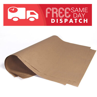 Brown Packaging Kraft Paper Sheets 510 x 760 70 GSM /Choose Qty/