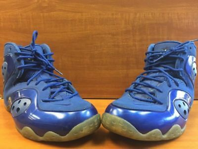 "ba85030bfd82f 2012 Nike Zoom Rookie ""Memphis Blues"" Game Royal 472688-403 Size 11 Penny"