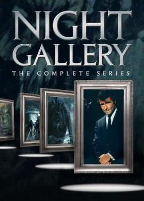 NIGHT GALLERY: THE COMPLETE SERIES (Region 1 DVD,US Import,sealed.)