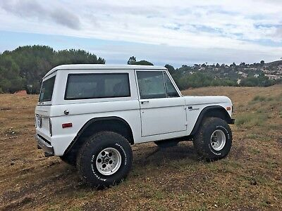1974 Ford Bronco 351