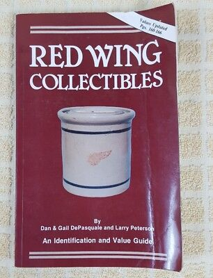 Red Wing Stoneware, Color Photo Identification and Price Guide 1985