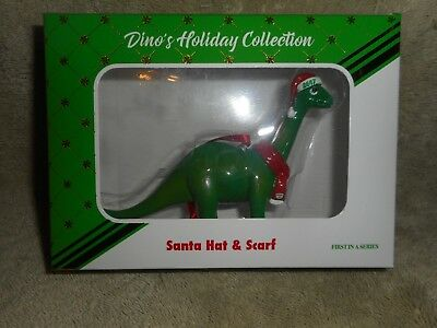 Sinclair 2017 Dino holiday ornament New in package