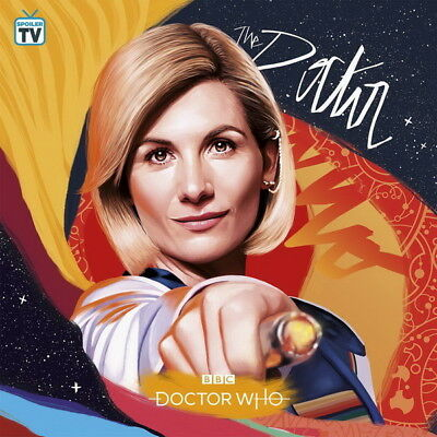 24x36 14x21 Poster Doctor Who BBC Space Travel Season 8 TV Show Art P-1679