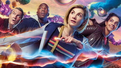 """273 Doctor Who - BBC Space Travel Season 11 Hot TV Show 42""""x24"""" Poster"""
