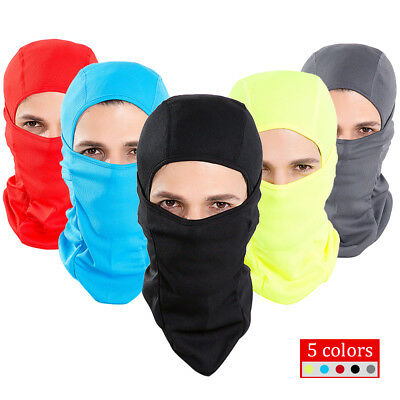 Windproof Ski Snowboard Sports Cycling Motorcycle Balaclava Face Mask Y7Y9