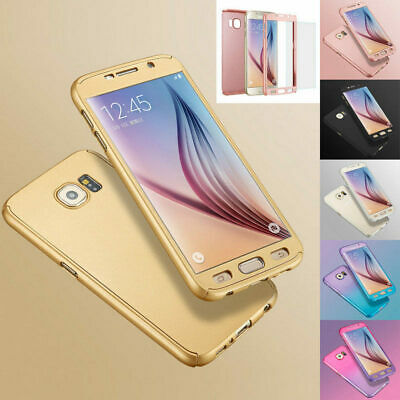 ETUI COQUE HOUSSE 360° FULL LUXE PROTECTION Integrale 360° POUR SAMSUNG GALAXY