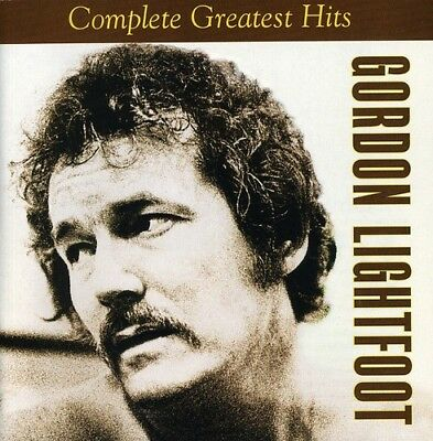 Gordon Lightfoot - Complete Greatest Hits (CD Used Very Good)