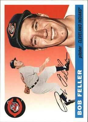 2011 Topps Lost Cards Cleveland Indians Baseball Card #LC7 Bob Feller