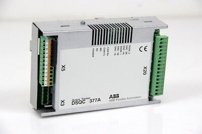 ABB - IRC5 Controller Queue Tracker DSQC 377A - 3HNE01586-1/11