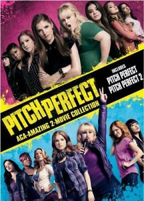 PITCH PERFECT ACA-AMAZING 2-MOVIE COLLECTION (2P (Region 1 DVD,US Import,sealed)