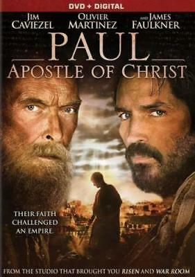 PAUL APOSTLE OF CHRIST (Region 1 DVD,US Import,sealed)