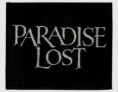 PARADISE LOST logo patch