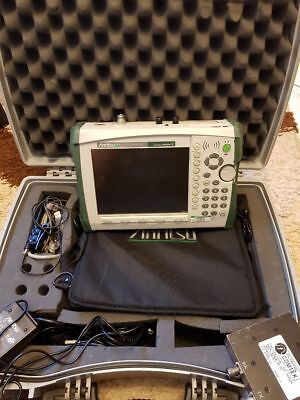 Anritsu MS2721A High Performance Handheld Spectrum Analyzer