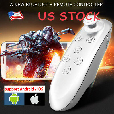 US Wireless Bluetooth Gamepad VR PARK 2.0 Remote Controller Android iPhone Play