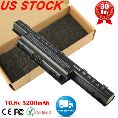 Laptop Battery for Acer Aspire 4551 4741 5750 7551 7560 7750 AS10D31 AS10D51 NEW