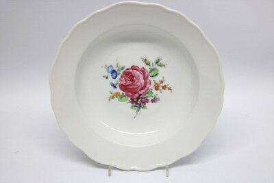 Hutschenreuther Maria Theresia Rose Suppenteller