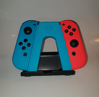 CUSTOMISABLE NINTENDO SWITCH Joy-Con Grip Personalised   3D Printed