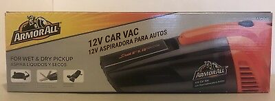 ArmorAll Wet Dry 12V Car Vacuum Cleaner AA12V1
