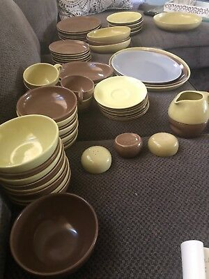 68 Pc Iroquois Casual China by Russel Wright Set