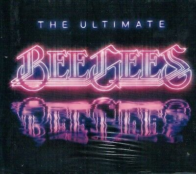 THE ULTIMATE BEE GEES 2 CD Set New Sealed Fast Free Shipping