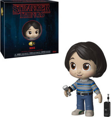 Stranger Things - Mike - Funko 5 Star: (2018, Toy NUEVO)