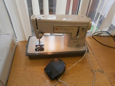 Singer Semi-Industrial Sewing Machine
