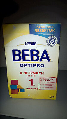 BEBA OPTIPRO Kindermilch/NEU/OVP/TOP!!!