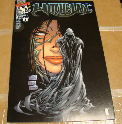 Witchblade #11 Signed by Michael Turner Top Cow Image Comics