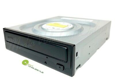 LG Disc Burner Internal SATA 24x DVD CD +/-R & RW DL Re-Writer Drive OEM Bulk