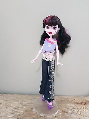 Monster High Doll New Dress complete Outfit Clothes top pants shoes