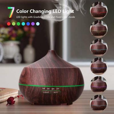 Tenswall Aromatherapy Essential Oil Diffuser, 400ml Aromatherapy Diffuser Ultras