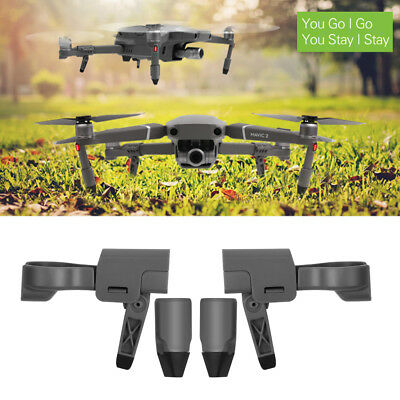 Foldable Landing Gear Extender 24mm Increase Legs for DJI Mavic 2 Pro Zoom Drone