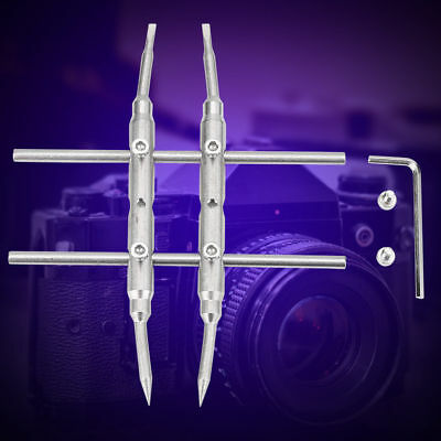 Spanner Wrench Lens Repair Opening Open Tool Stainless Steel for DSLR Camera ZY