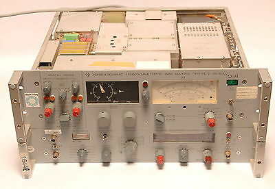 Rohde&Schwarz FAT 2 BN 48402 Frequenzanalysator Wave Analyzer