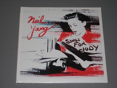 NEIL YOUNG  Songs For Judy 2LP gatefold New Sealed Vinyl 2 LP