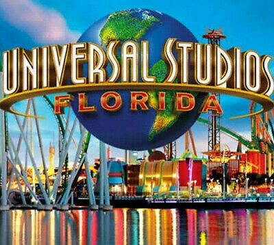 Universal Studios Orlando Tickets 3 Parks  5 Days Base   A Promo Discount Tool