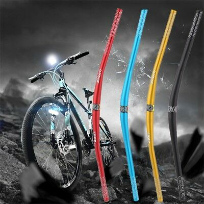 Pro WAKE MTB Mountain Bike Bicycle Aluminum Alloy 780*31.8MM Riser Handlebar GC8