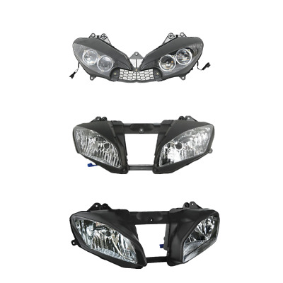 Front Headlight Head Light Lamp Fit Yamaha YZF R6 2003-2005 2006-2007 2008-2016