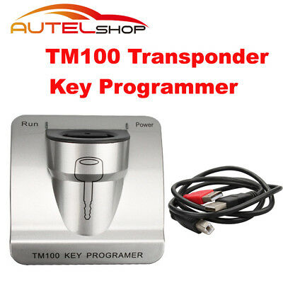 V7.04 Released TM100 Transponder Progarmmer OBD2 Full Version With 62 Modules