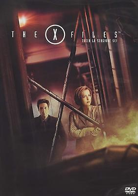 X Files - Stagione 06 (6 Dvd) Gillian Anderson