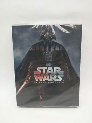 Bluray - Star Wars - La Saga Completa (L5210)
