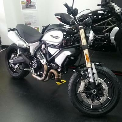 New Ducati Scrambler 1100. Now with 0% finance